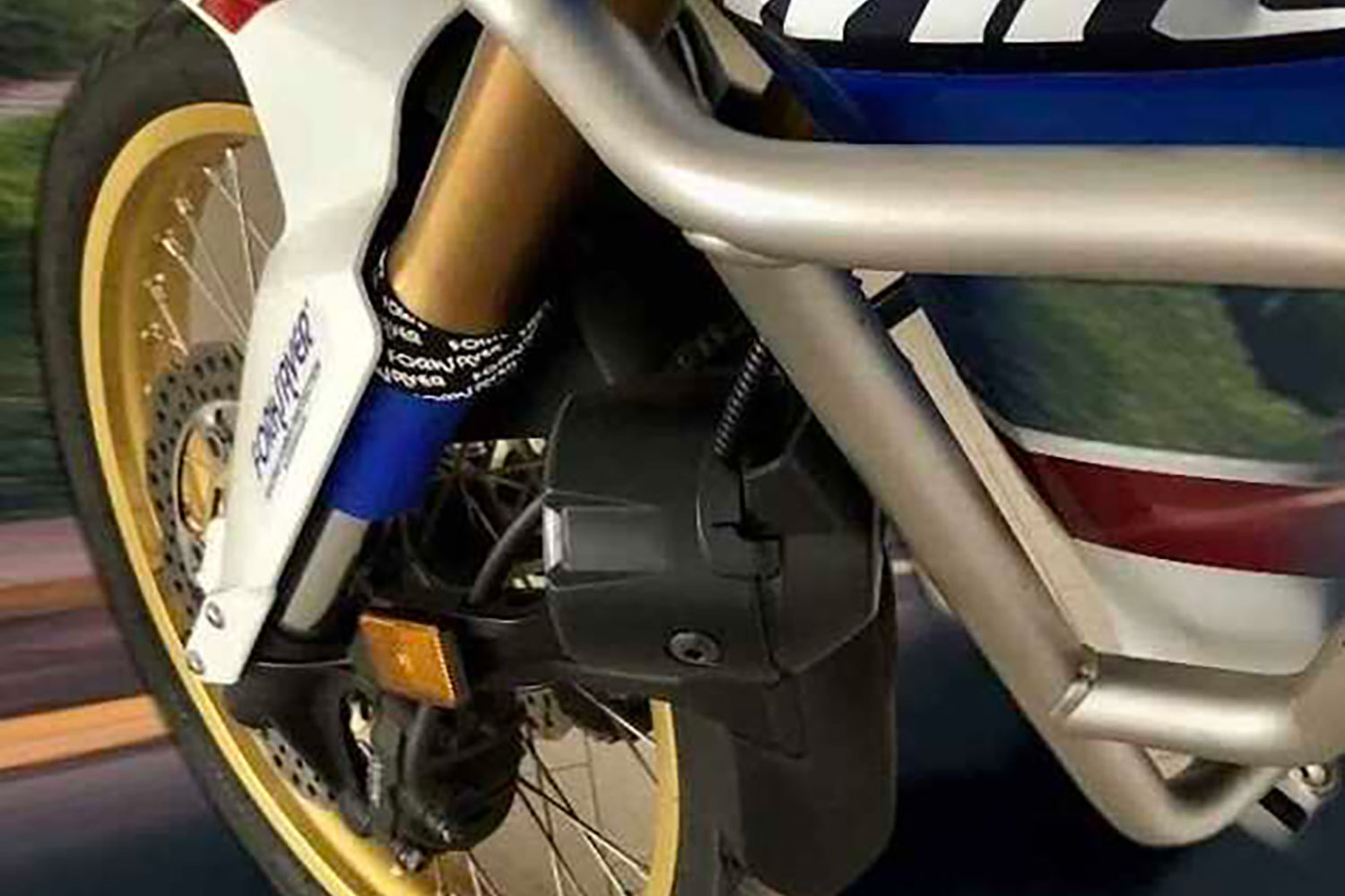 Africa Twin forksaver